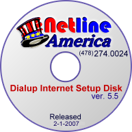Click here for NLA Dialup Internet Setup